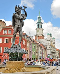 Przewodnicy Poznań - Stary Rynek w Poznaniu - BORT PTTK