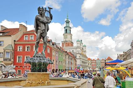 Poznań Stary Rynek BORT PTTK