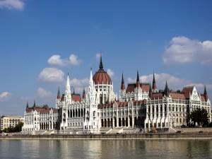 Węgry, Budapeszt i zakole i Dunaju