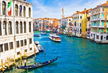 Włochy, Wenecja – Padwa – Werona