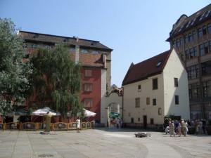 Lubiąż - Wrocław