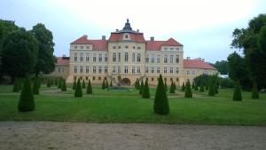 Rogalin pałac i park