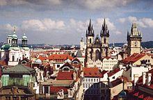 Czechy  PRAGA - 3 DNI