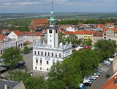 Kujawsko- Pomorskie /Chełmno miasto św. Walentego