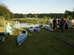 Spływ kajakowy po Wełnie / Ruda – Jaracz