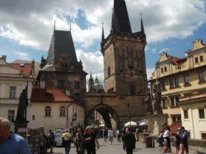 CZECHY - PRAGA