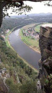 Niemcy : Wzdłuż Łaby